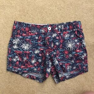 Lilly Pulitzer Sparks Fly Shorts